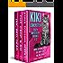 Kiki Lowenstein Cozy Mystery Books 1-3: Three Cozy Mysteries With Dogs, Cats, and Hobbies (Kiki Lowenstein Cozy Mystery Series)