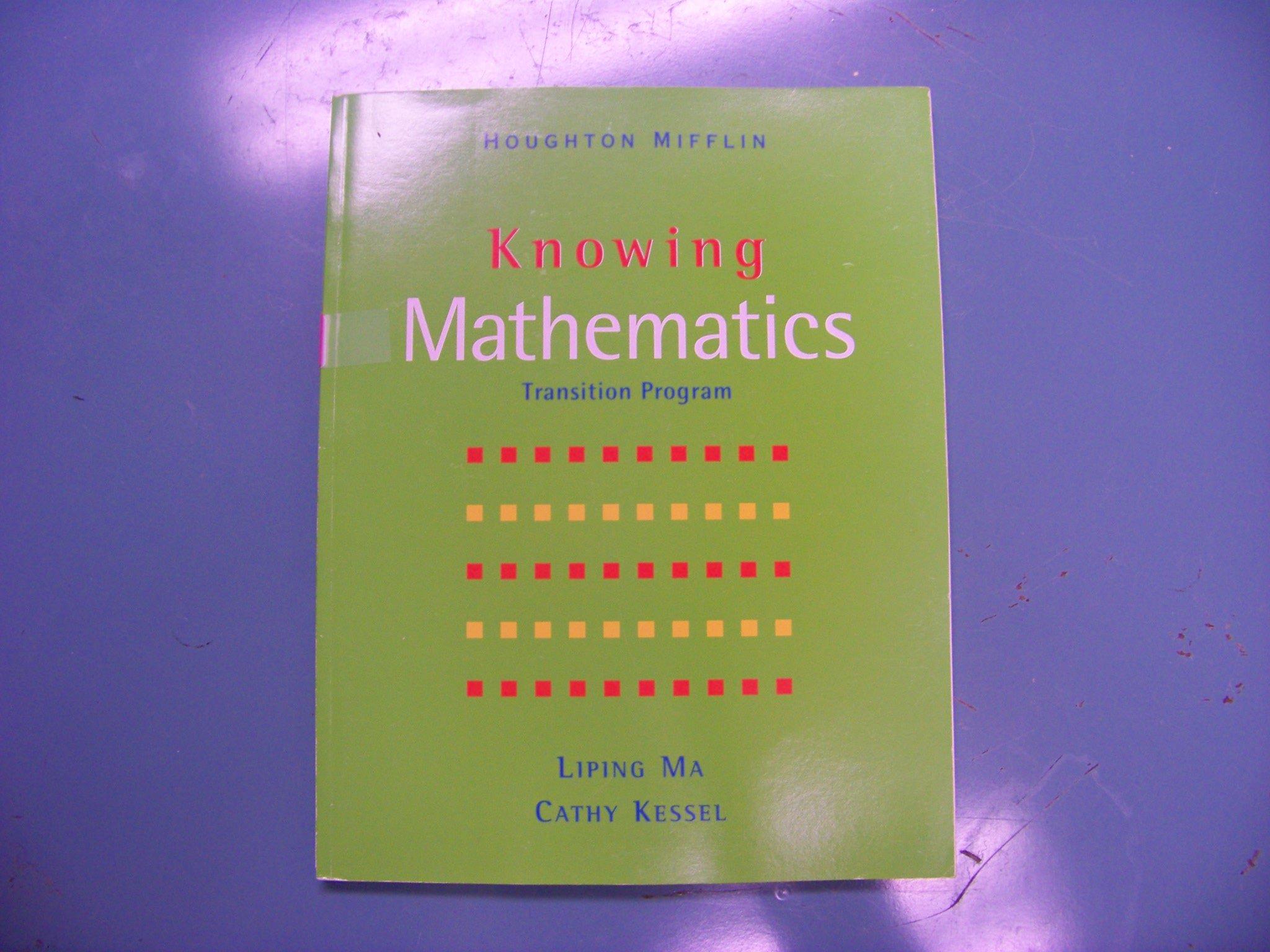 Download Knowing Mathematics: Level 6 pdf