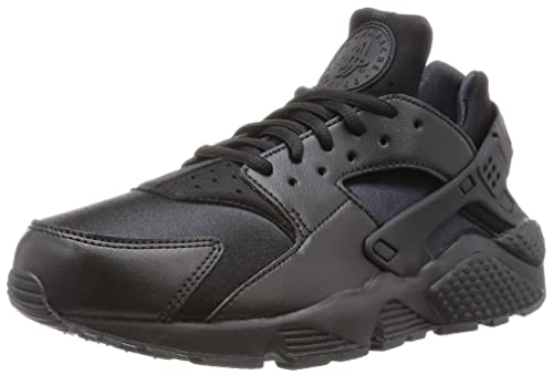 Nike Air Huarache Run, Zapatillas para Mujer, Negro (Black / Black), 39 EU: Amazon.es: Zapatos y complementos
