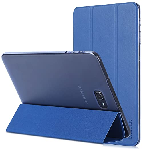 26 opinioni per iHarbort® Samsung Galaxy Tab A 10.1 custodia in pelle, ultra sottile di peso