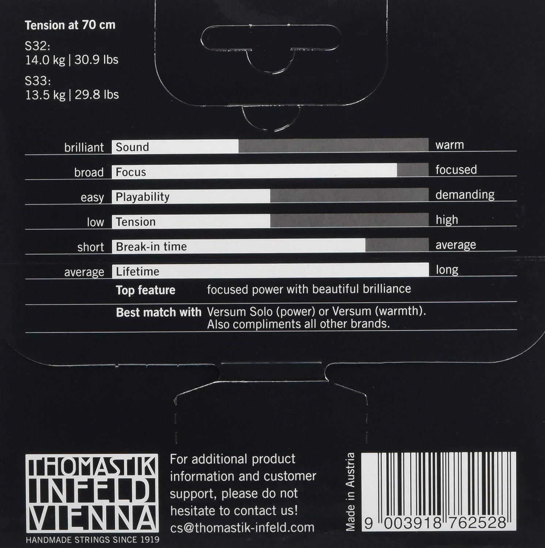 S3233 Thomastik-Infeld Cello Strings