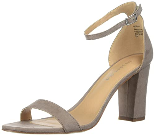 b1a0fec6a4 madden girl Women's Beella Dress Sandal: Steve Madden: Amazon.ca ...