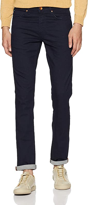 United Colors of Benetton Men's Skinny Fit Stretchable Jeans Men's Jeans at amazon