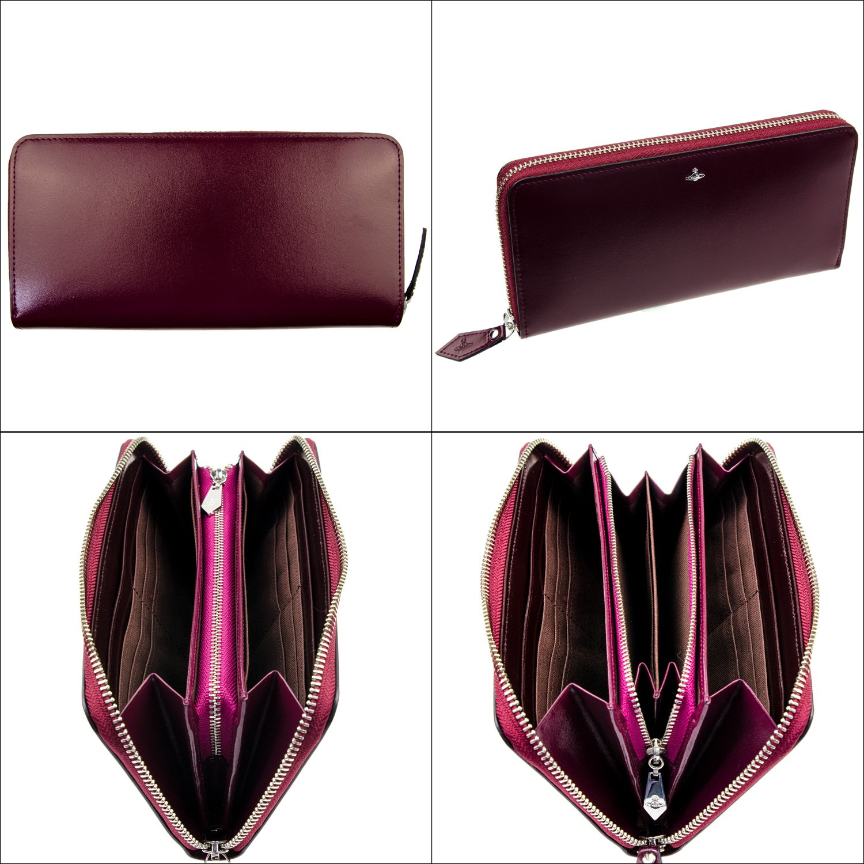 b16557964380 人気のラウンドファスナータイプの長財布。大きく開閉ができるので使いやすさもポイント。中身が周りから見えにくく、こぼれることがないのも安心です。