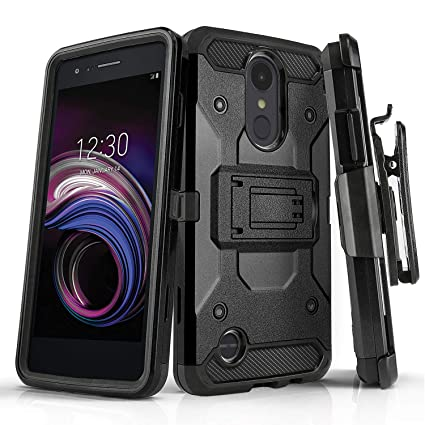 Amazon.com: FUNDA CARCASA PARA LG ARISTO 3 (Metro, T-Mobile ...
