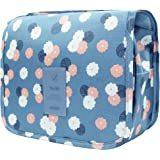 Hanging Toiletry Bag for Women and Girl-Travel Cosmetic Bag- Large Capacity Waterproof Organizer Suit for Sample/Toiletries/Medicine/Travel Accessory