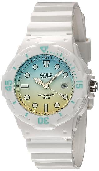 9c6aee617793 Casio LRW-200H-2E2VCR Reloj para Mujer  Amazon.com.mx  Relojes