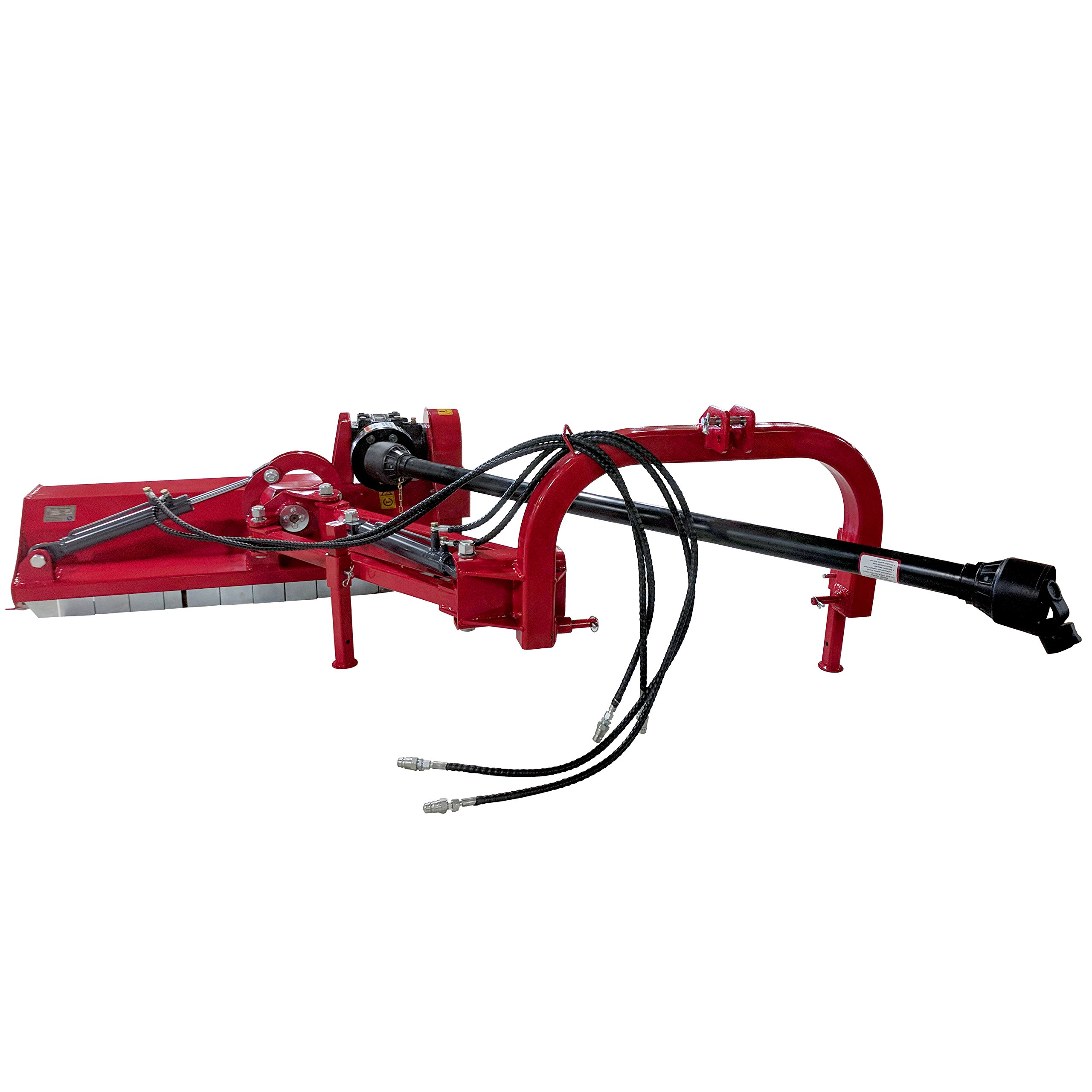 Titan 65'' 3-Point Offset Flail Ditch Bank Mower