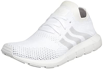 9d7336a93 adidas Originals Mens Swift Run PK Trainers - 5.5 White