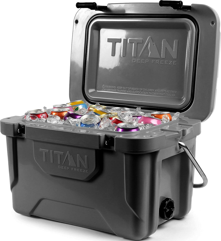 Arctic Zone Titan Deep Freeze Premium Hielo Baúl Enfriador Roto ...