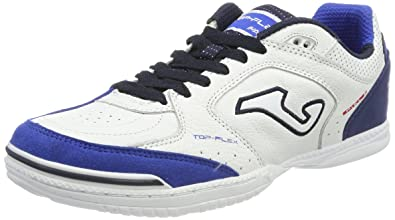 Joma TOP FLEX Indoor Football Shoes - Men s 5-a-Side Shoes  Amazon ... d3038b72841d0