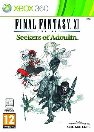 Final Fantasy XI Seekers of Adoulin (Xbox 360): Amazon co uk