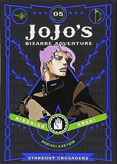 JoJo's Bizarre Adventure: Part 3--Stardust Crusaders, Vol