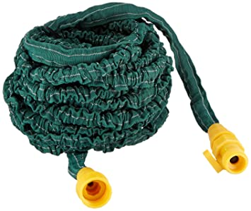Amazoncom Pocket Hose Ultra 50ft Expandable Garden Hose Amber