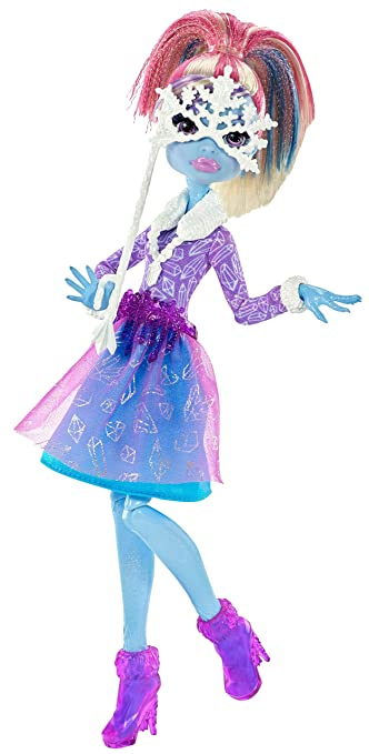 welcome to monster high abbey bominable dance the fright away doll