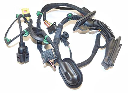 Amazon.com: Genuine Volkswagen Drivers Side Door Harness 1K5-971-120 on chevy water pump, 2004 chevy tahoe wiring harness, chevy wire clip, 1995 chevy truck wiring harness, chevy wire connectors, chevy ignition switch, chevy frame, chevy wire wheels, engine wiring harness, 57 chevy wiring harness, 84 chevy truck wiring harness, 99 chevy vss wiring harness, chevy oil pump, 1987 chevy truck wiring harness, 1954 chevy 3100 wiring harness, chevy intake manifold, gm wiring harness, 1957 chevy bel air wiring harness, 1949 chevy deluxe wiring harness, 73-87 chevy wiring harness,