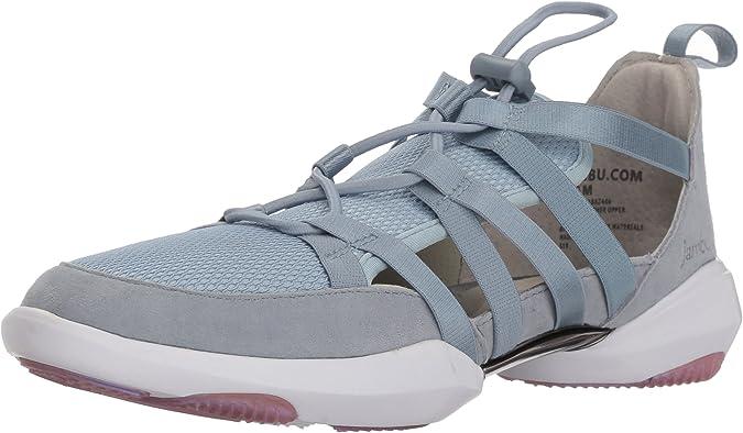 Jambu Women's Azalea Sneaker, Blue, 6 Medium US
