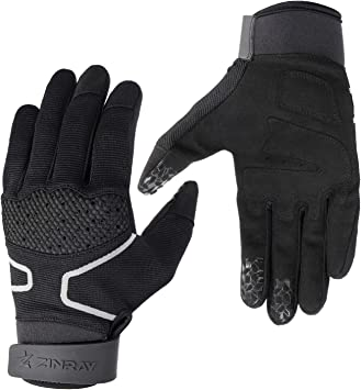 Full Finger Cycling Bike Gloves Motorcycle Motorcross Offroad Sports Gloves Warm