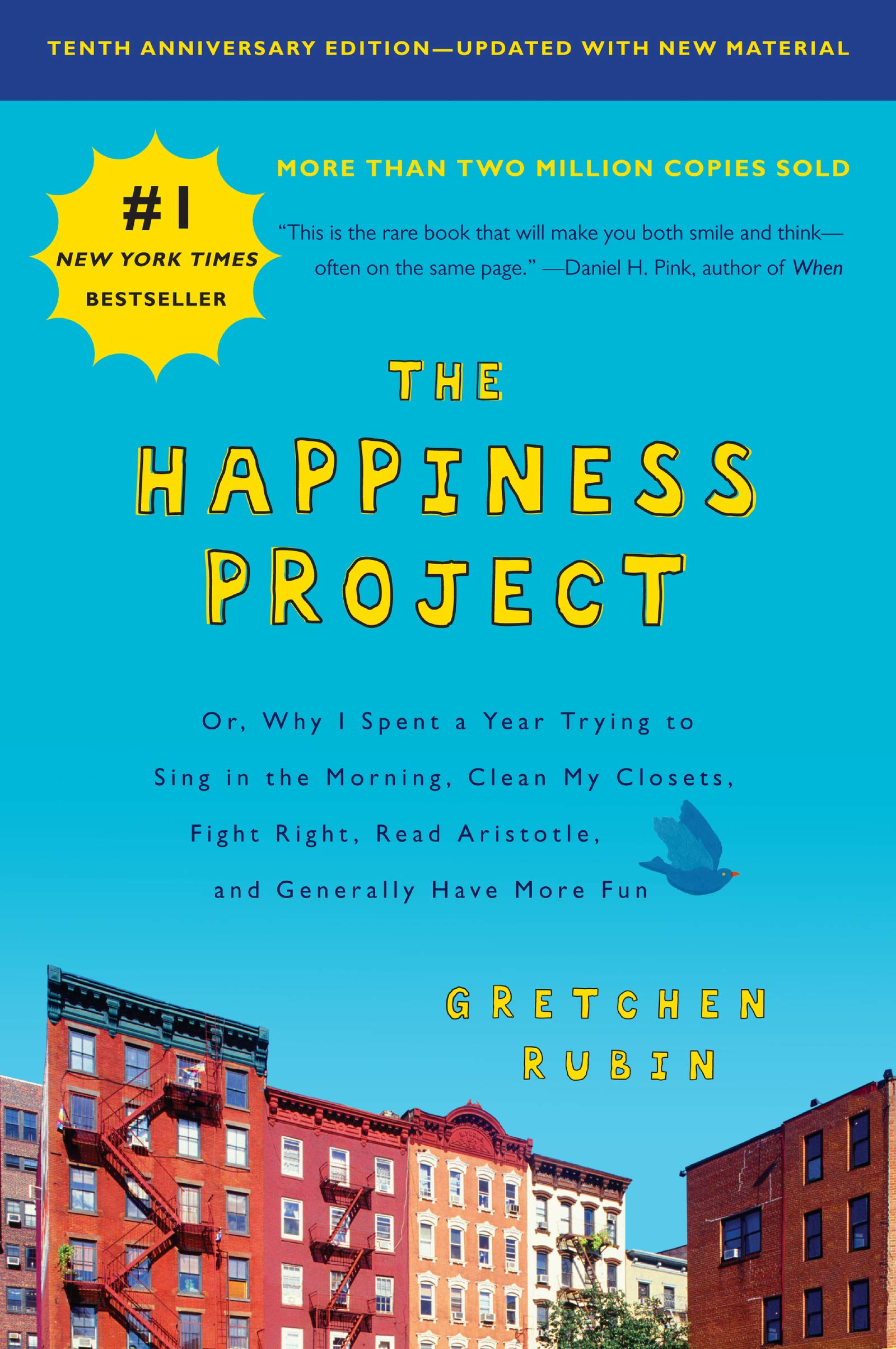 Happiness Project Tenth Anniversary Aristotle product image