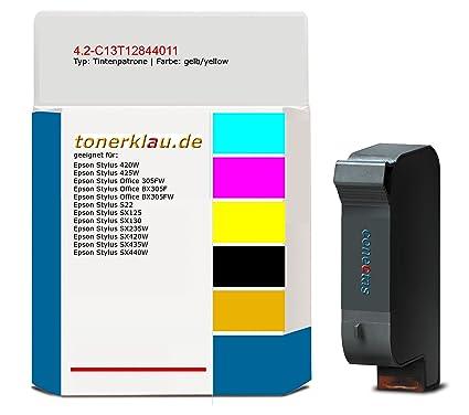 compatible Cartucho de tinta de 4.2 C13T12844011 para: EPSON ...