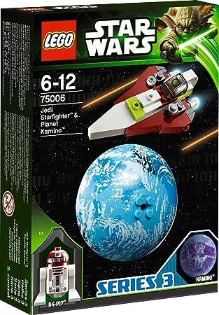 LEGO Star Wars Personaggio sw456 r4-p17 astromech droid 75006