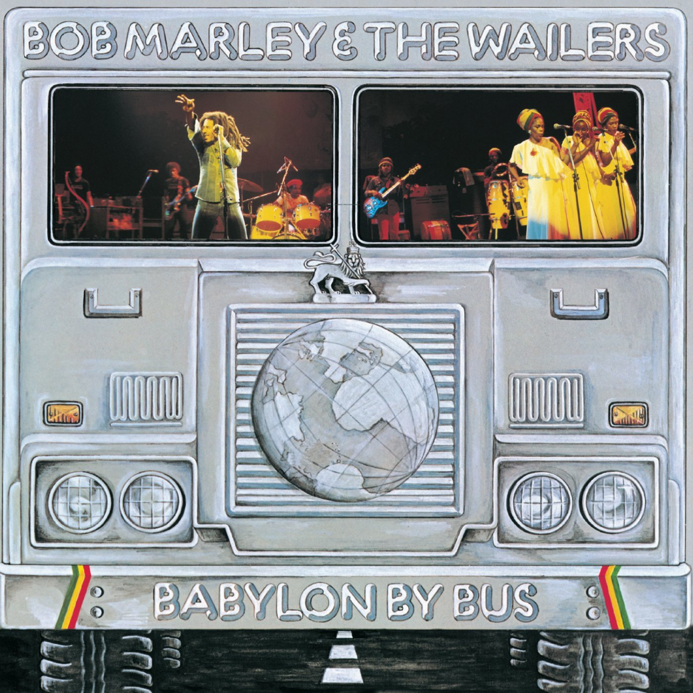 Babylon By Bus [2 LP] by Tuff Gong / Umgd