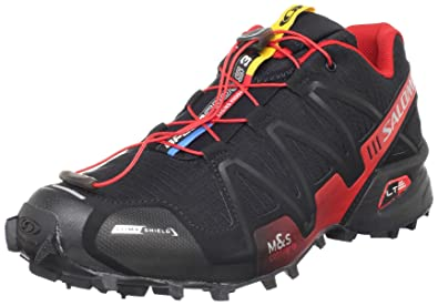 dced730e2 Salomon Speedcross 3 CS Trail Running Shoes - 12: Amazon.co.uk ...