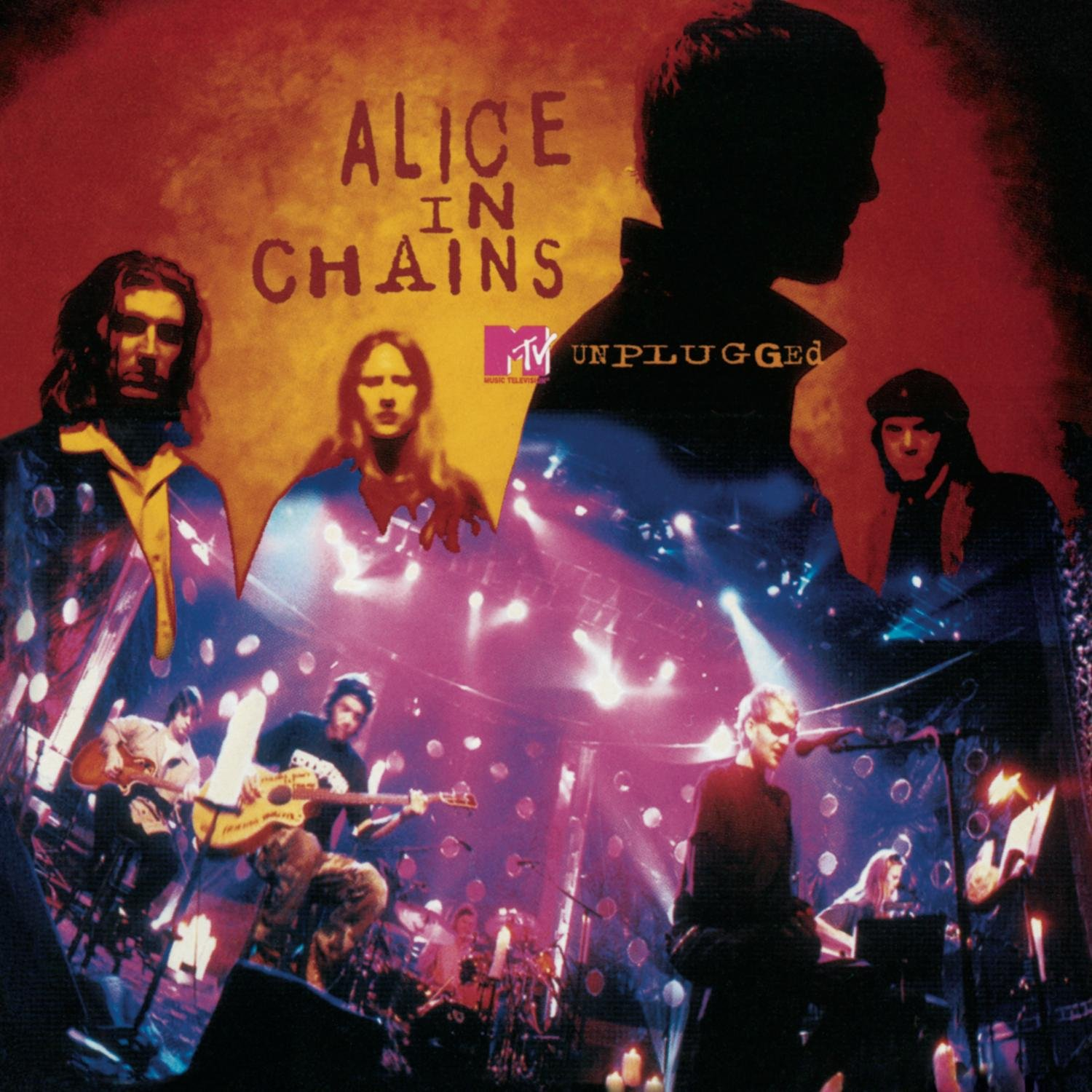 Alice in chains unplugged mp3 скачать торрент
