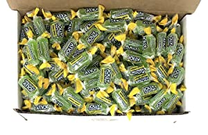 Jolly Rancher Hard Candy in Box, 1lb (Individually Wrapped) (Green Apple)