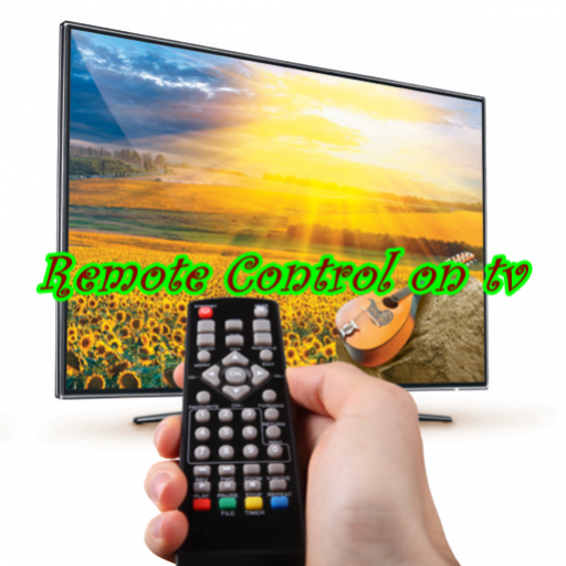 Remote Control on tv