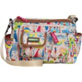Lily Bloom Libby Cross Body Messenger