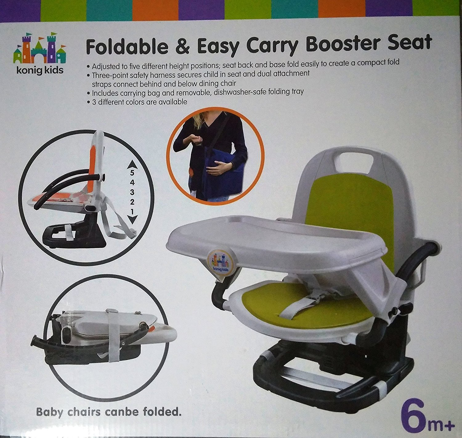60236c3bc10f Buy RIANZ All New imported Foldable and Easy to carry seat with ...