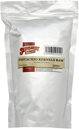 Sunburst Pistachio Kernels Raw 500 g