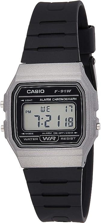 Casio Hommes Digital Quartz Montre avec Bracelet en  olf1Z