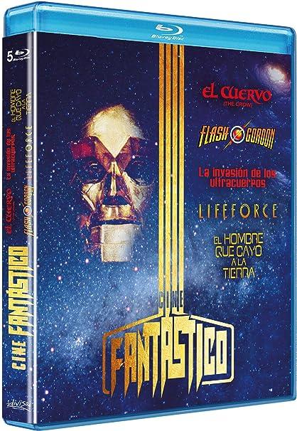 Cine Fantástico (Pack) [Blu-ray]: Amazon.es: Varios, Varios ...