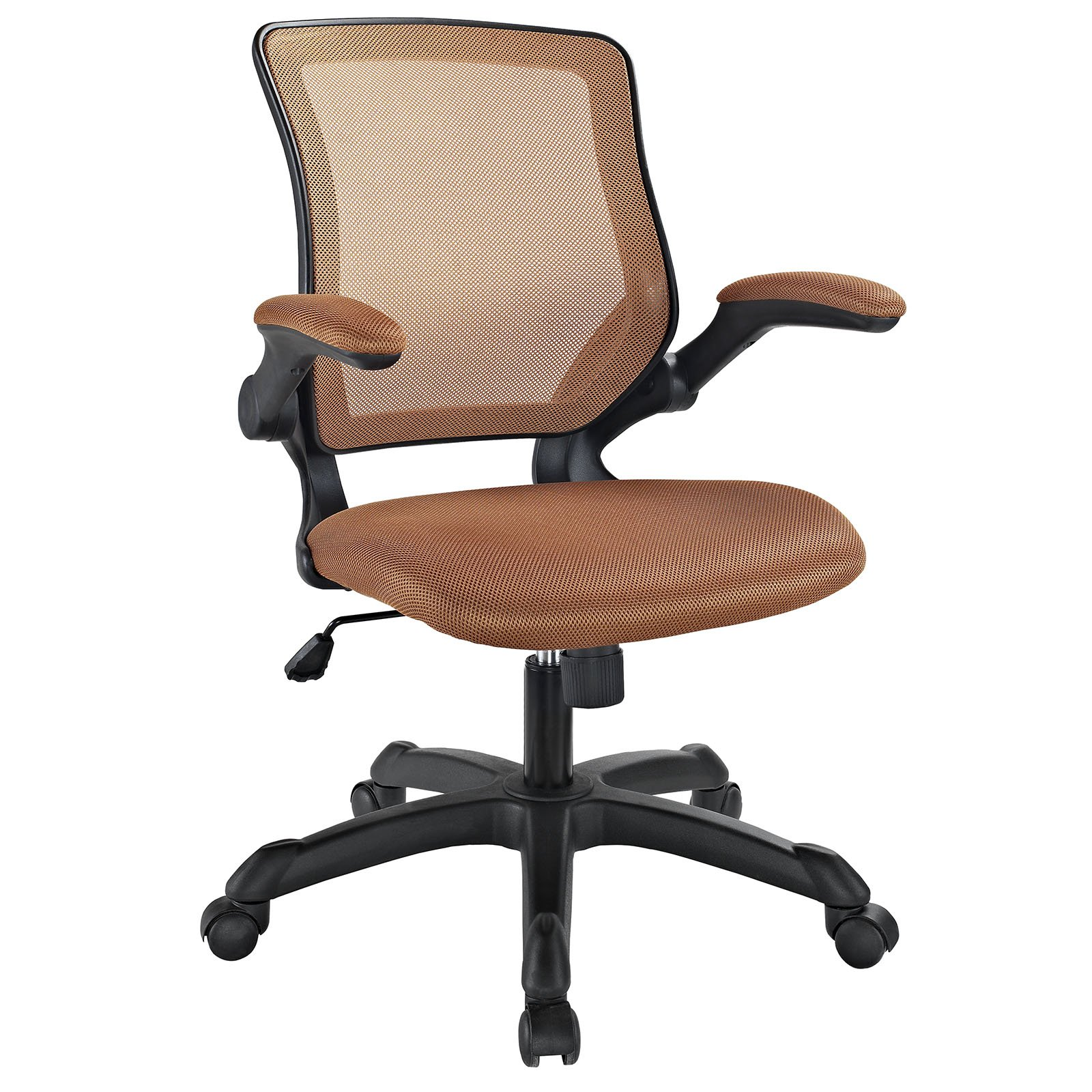 Modway Veer Mesh Office Chair in Tan