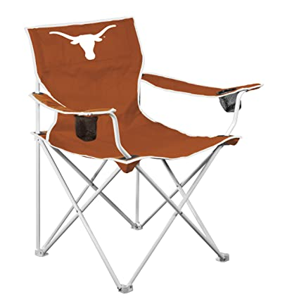 Amazon.com: NCAA Texas Longhorns Deluxe – Silla plegable ...