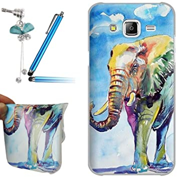 coque éléphant samsung j3 2016