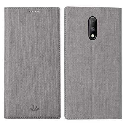 info for fa020 c7e45 Simicoo OnePlus 6 Flip PU Leather Slim Fit case Card Holster Stand Magnetic  Cover Clear Silicone TPU Full body Shockproof Pocket Thin Wallet Case for  ...