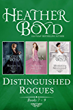 Distinguished Rogues Books 7-9: Reason to Wed, The Trouble with Love, Married by Moonlight (Distinguished Rogues Boxed Set Book 3)