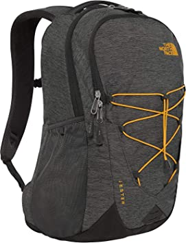 The North Face Jester - Mochila, Asphalt Grey Daark, Talla Única: Amazon.es: Deportes y aire libre