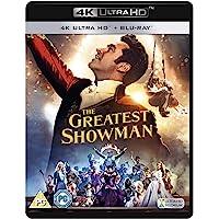 The Greatest Showman Blu-ray + digital 2017 [Bluray]