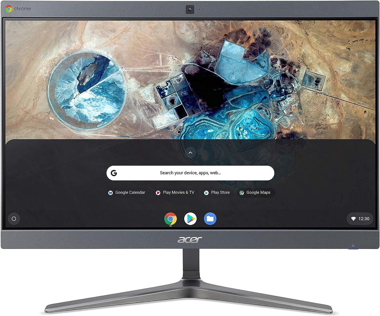 "Acer Chromebase 24I2 23.8"" Intel Celeron 3867U 1.8GHz 4GB Ram 128GB SSD ChromeOS (Renewed)"