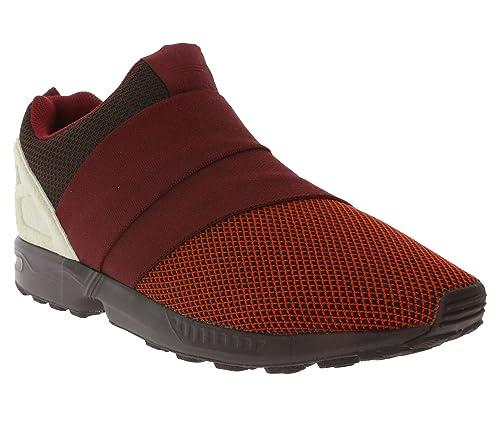 Adidas Originals ZX Flux Slip On Men's Sneaker Red AF6337