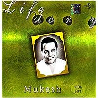 Life story mukesh vol-1&2[CD][2003]