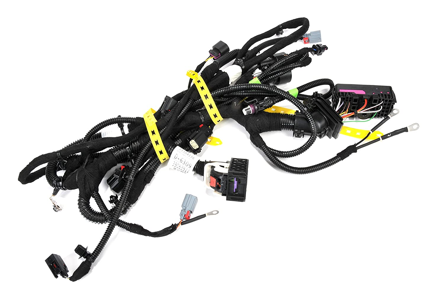 ACDelco 39063922 GM Original Equipment Headlight Wiring Harness