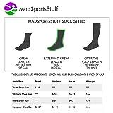 MadSportsStuff Hockey Player Crew Socks