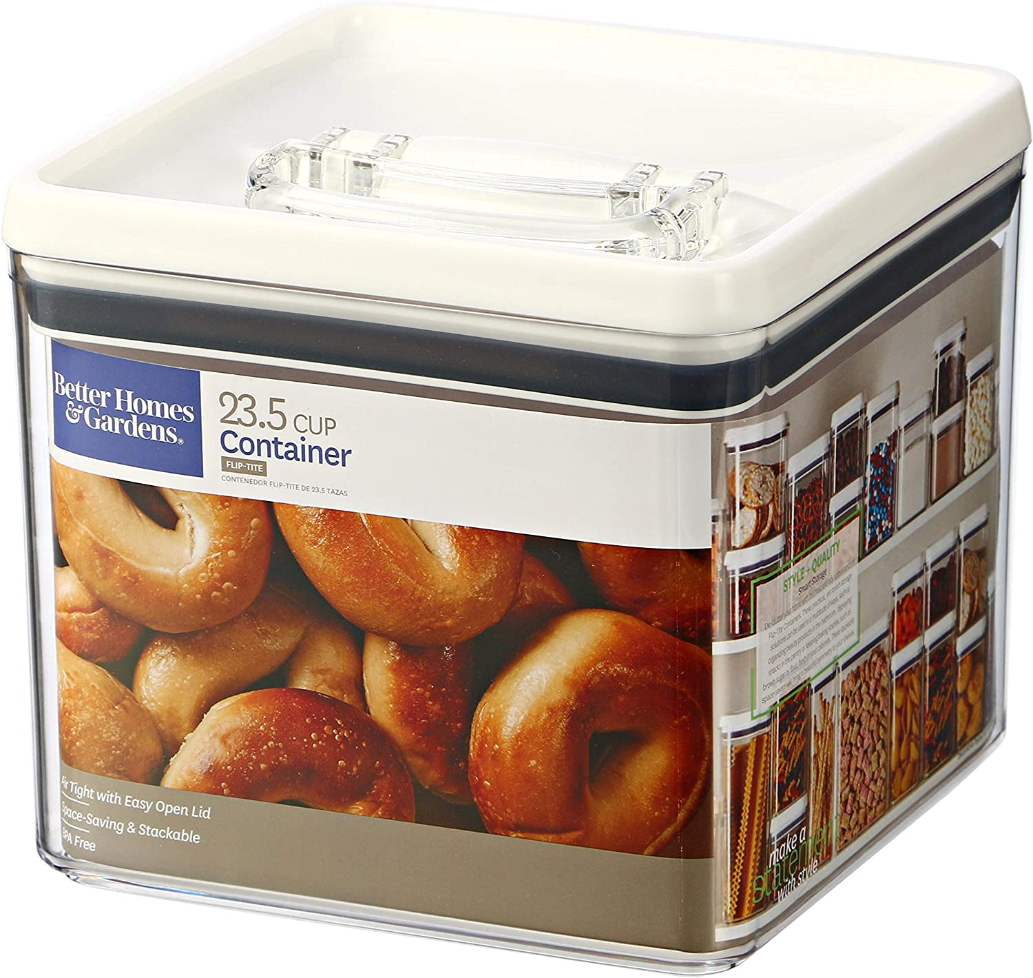 Better Home & Gardens 23.5 cup Container