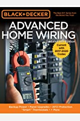 Black & Decker Advanced Home Wiring, 5th Edition Kindle Edition