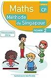 Mathématiques CP-Méthode de Singapour-fichier de l'élève 2
